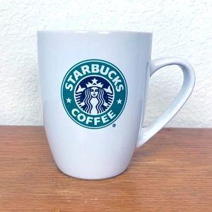 2007 Starbucks Siren Logo Mug